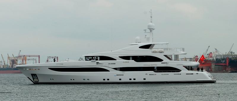 Motor Yacht Ileria