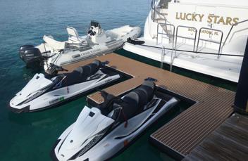 Aere Jetski Dock - Superyacht Marine Store
