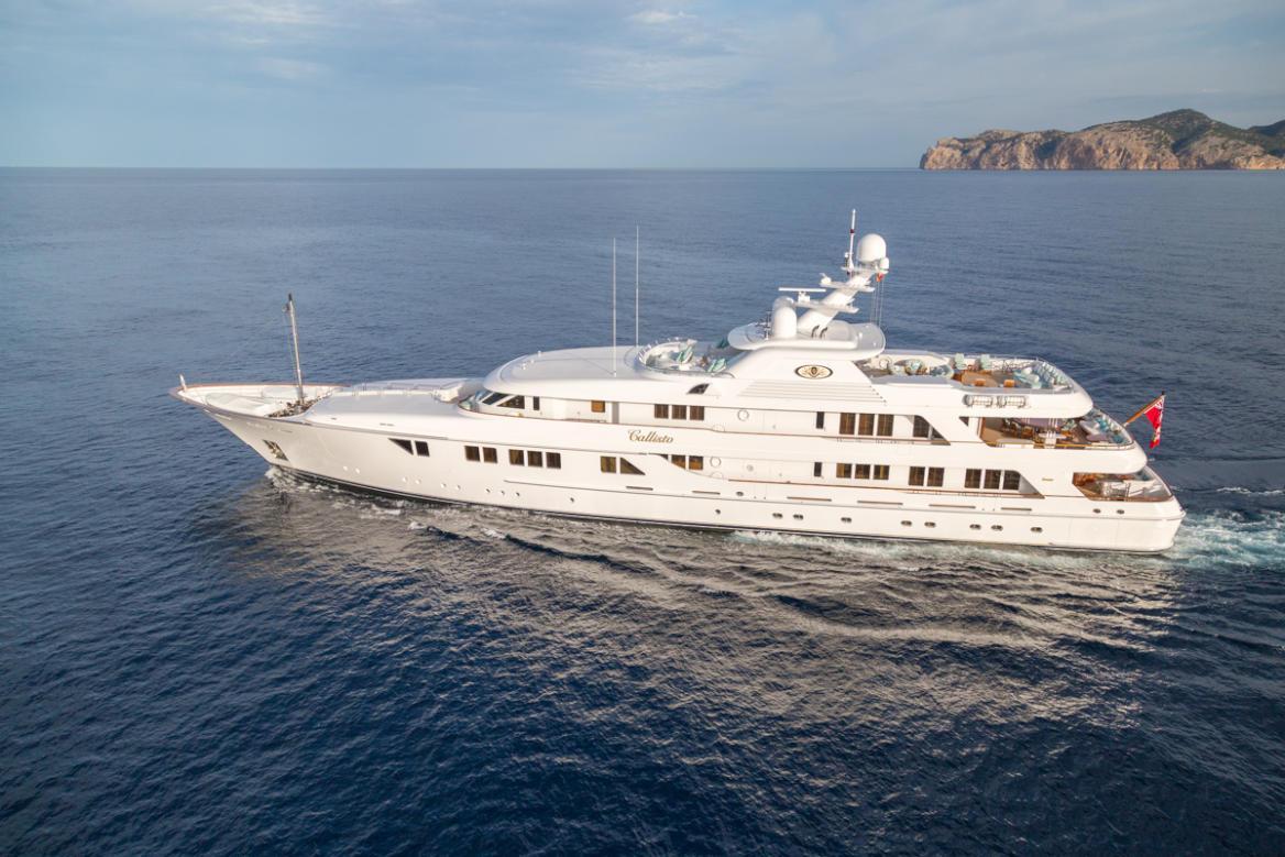 Motor Yacht Callisto