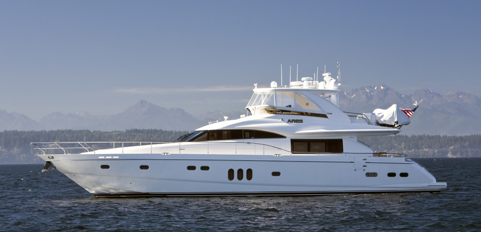 Motor Yacht Ares