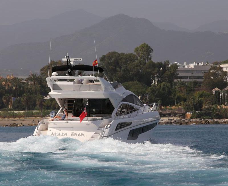 Motor Yacht Maia Fair