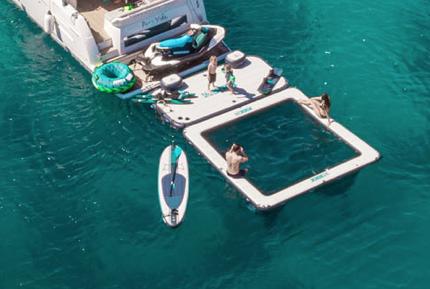 Jobe Infinity Sea Pool