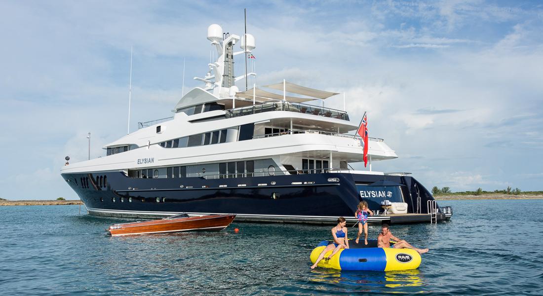 Motor Yacht Elysian