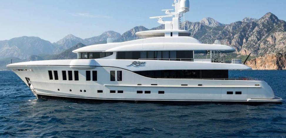 Motor Yacht Ruya