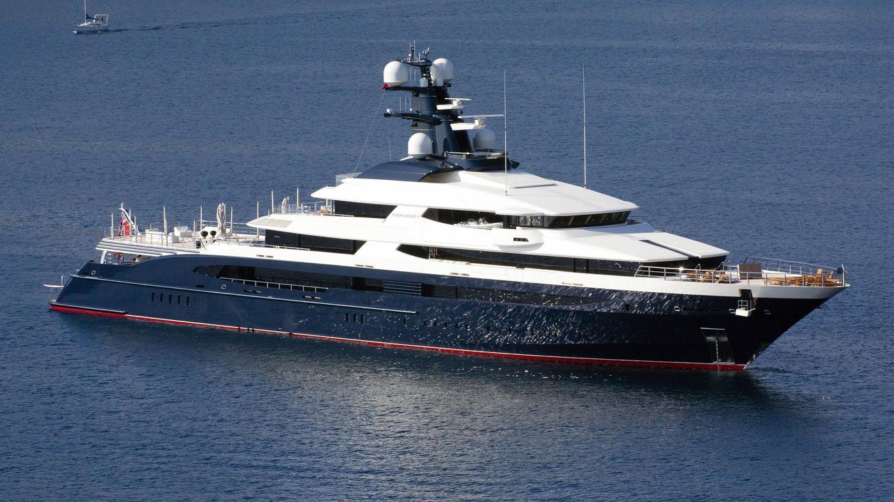 Motor Yacht Equanimity