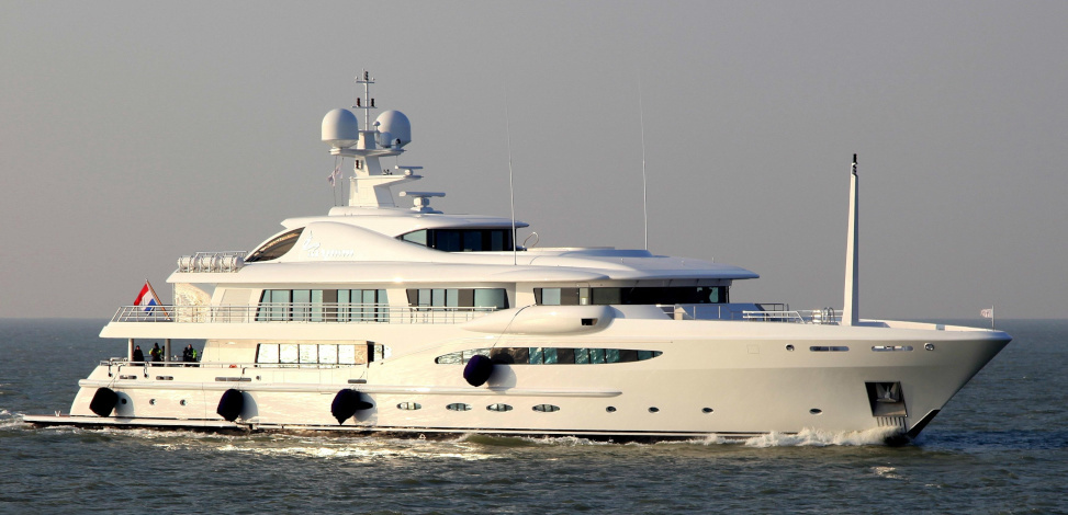 Motor Yacht Sea Rhapsody