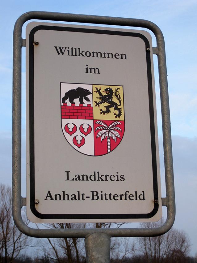 Landkreis ABI (vormals u.a. Köthen)