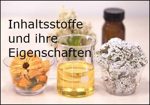 Handgemachte Seife - alle Seifen-Inhaltsstoffe und ihre Eigenschaften