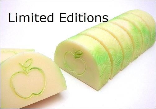 Limited Editions saisonal bei Bonsai-Seifen