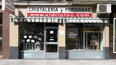 VIDRIOTEC - PERSIATEC / Cristalería, persianas, mamparas de baño y mosquiteras en Murcia