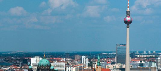 Rundflug Berlin Skyline