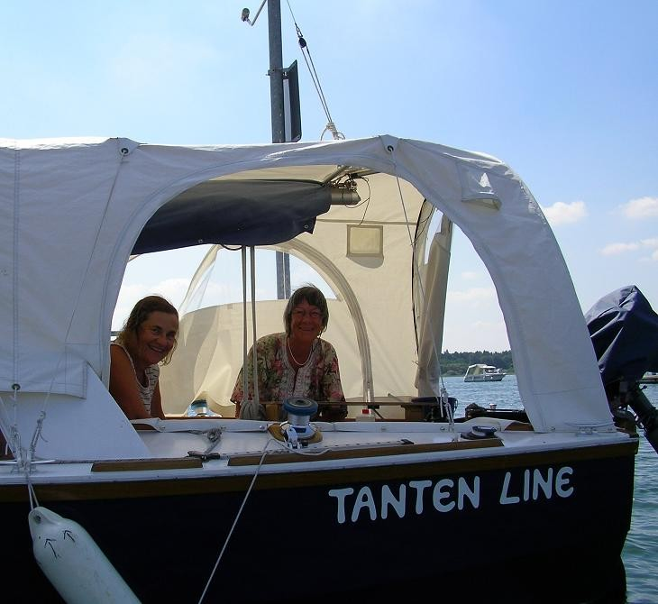 25.7.2006 Sabines SY 'TANTEN LINE'