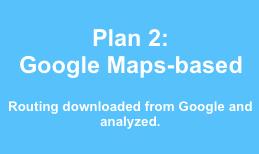 Google Maps Toll API