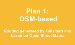 OSM Toll API
