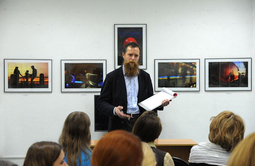 Открытие выставки в Русском музее фотографии в Нижнем Новгороде