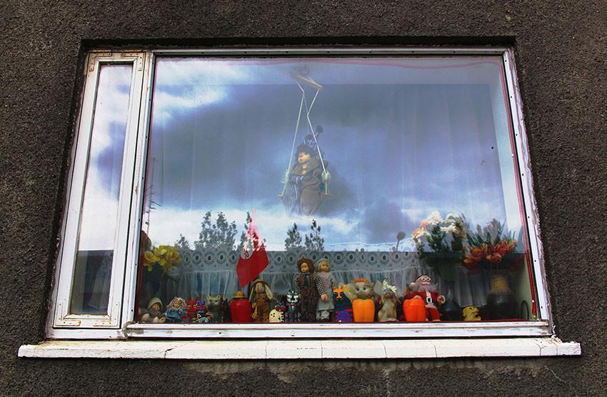 Окно в Рейкьявике
