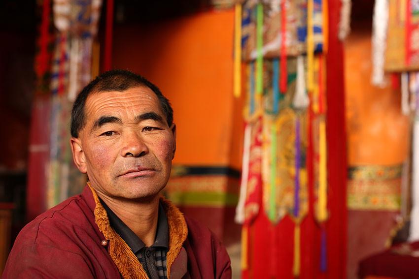 Фото Василия Шишкина. Путешествие в Тибет