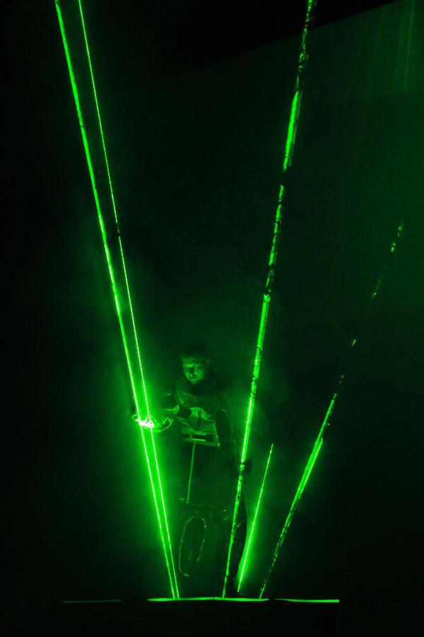 Лазерный человек