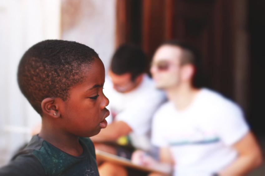 «Подрасту и тоже стану художником»