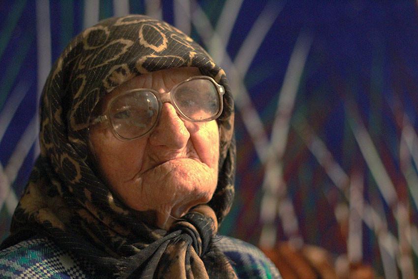 Бабушка 1918 года рождения