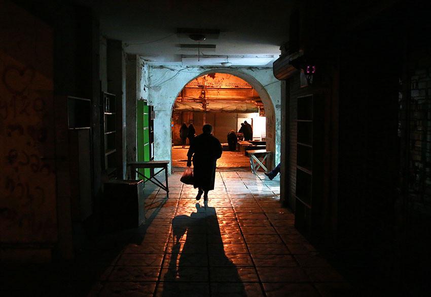Вечером в Кутаиси