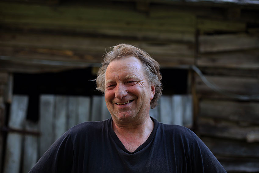 Фото Василия Шишкина. Путешествие в Норвегию
