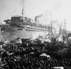9.500 suchten Schutz auf der Wilhelm Gustloff