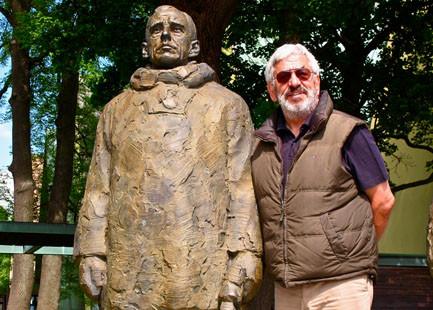 einmal neben R. Amundsen stehen zu dürfen