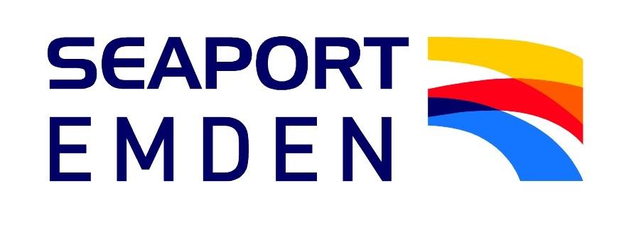 Logoentwicklung, Drucksachengestaltung, Seaport Emder Hafenförderungsgesellschaft e.V.