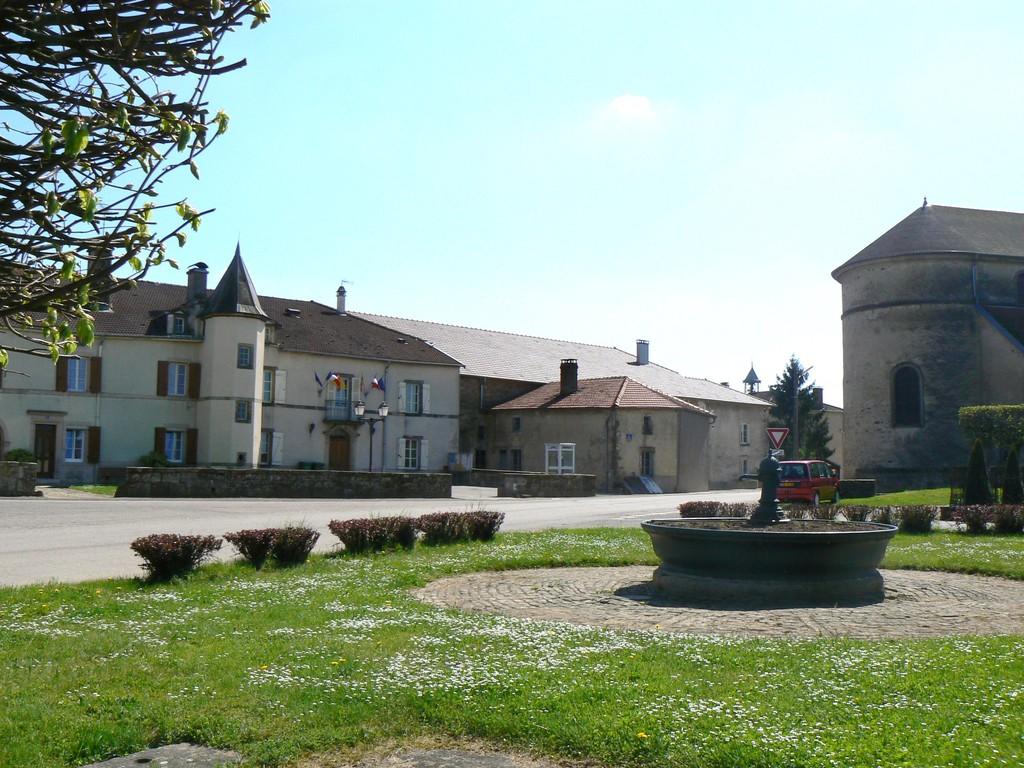 Place et ancien château