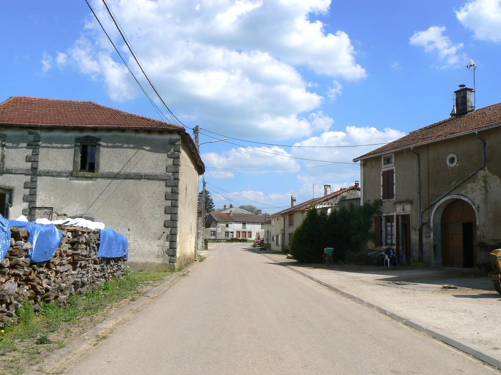 rue de Témançon