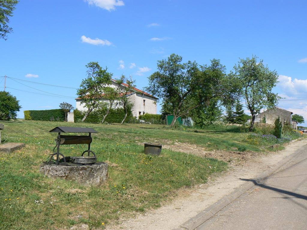 puits rue de la Certé