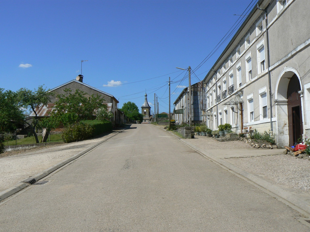 rue de la Haye
