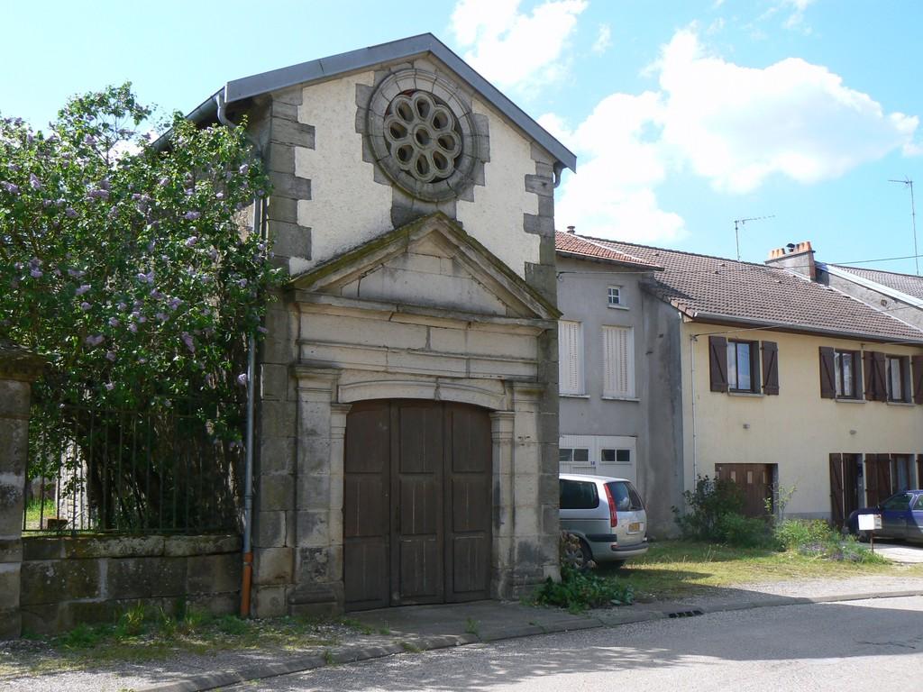 ancien presbytère