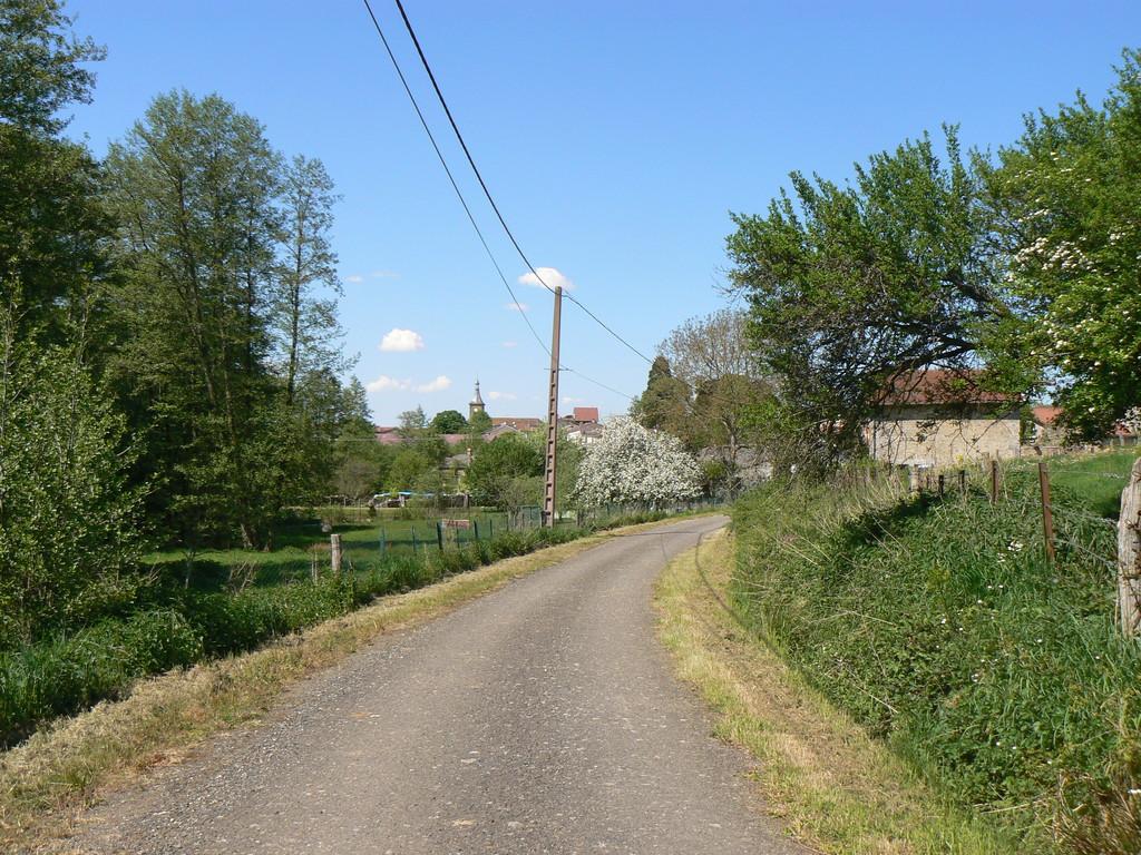 sortie chemin du moulin