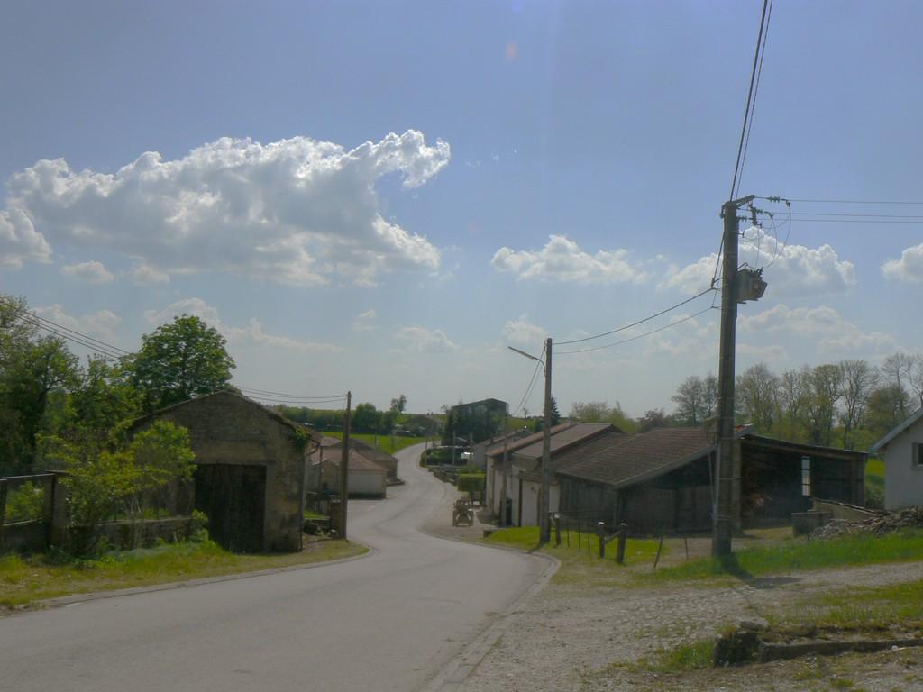 grande-rue vers Robécourt