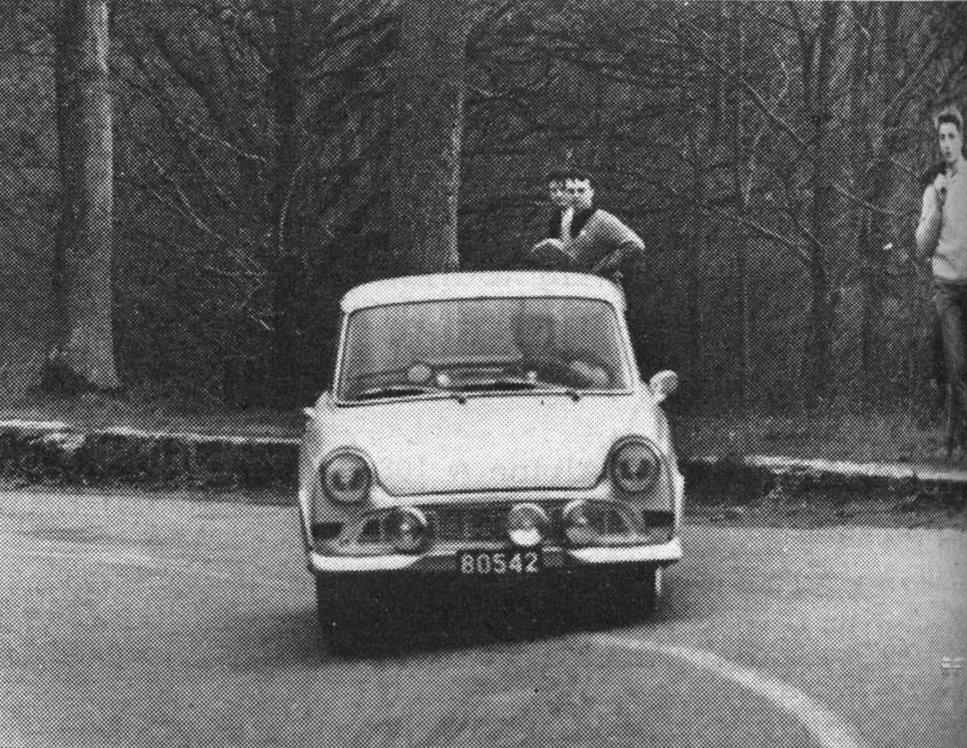 1964 Wies A. C/C de La Roche