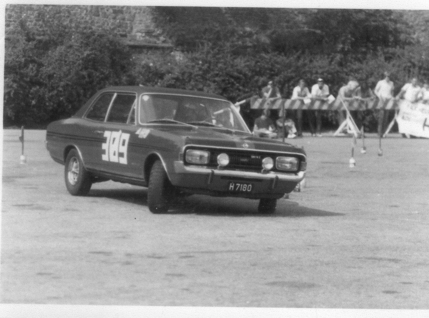 1973 Opel Commodore GSE 2500