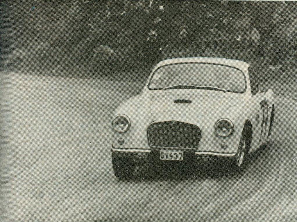 1958 CC Vianden Wagner H. auf Talbot America