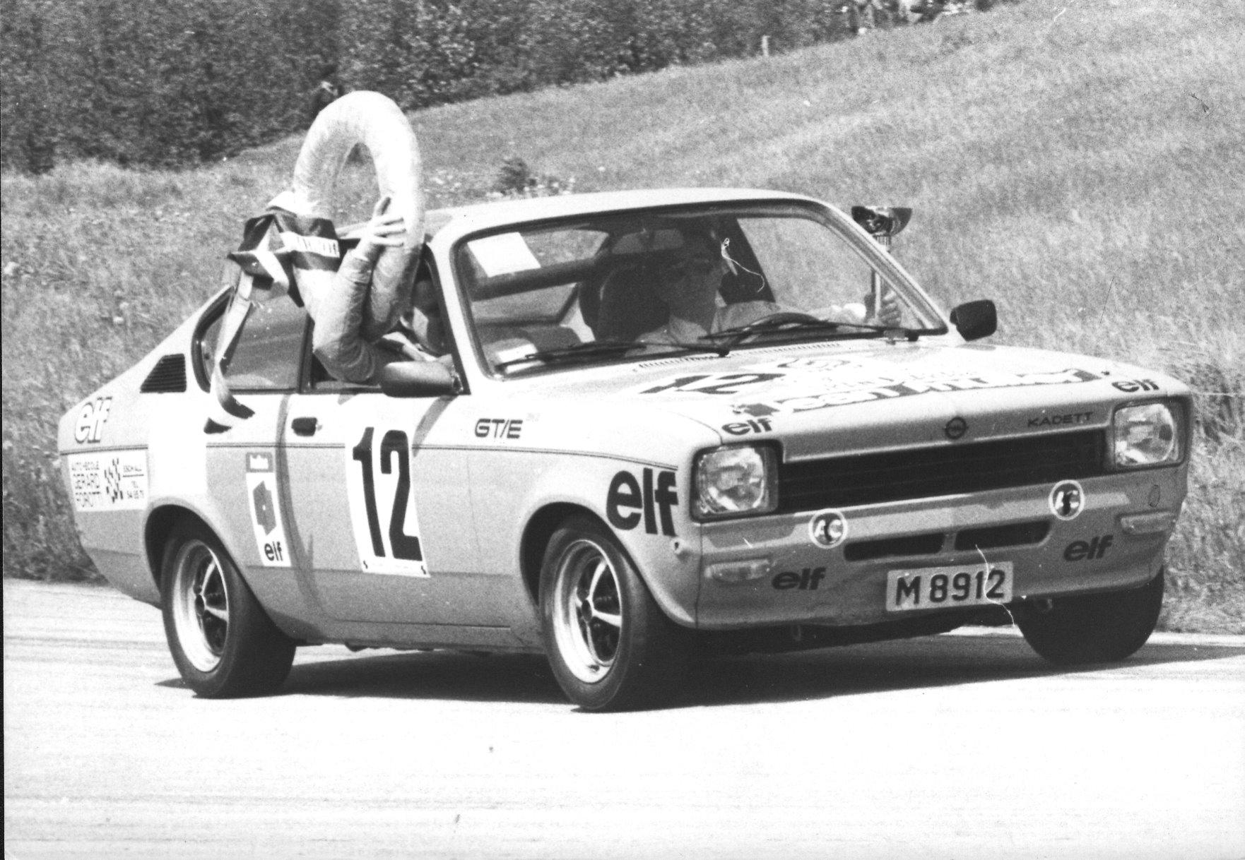 1977 Goodyear 1 Classement gén.  Opel Kadett GTE