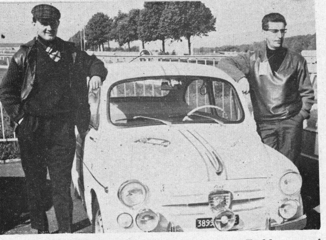 1962 TdL Wagner - Eschbour