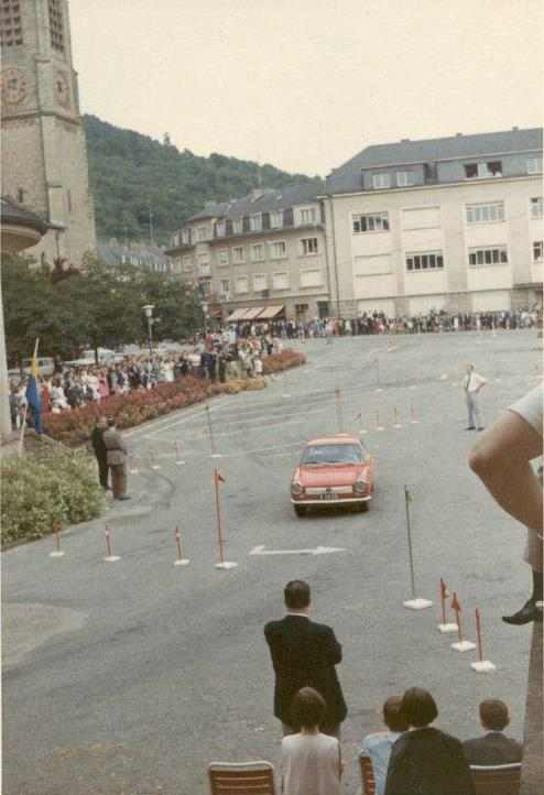 Slalom Diekirch