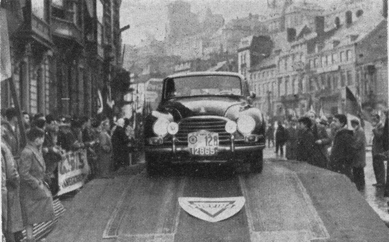 1956 T de Belgique René Bintner-Scheer Pitty