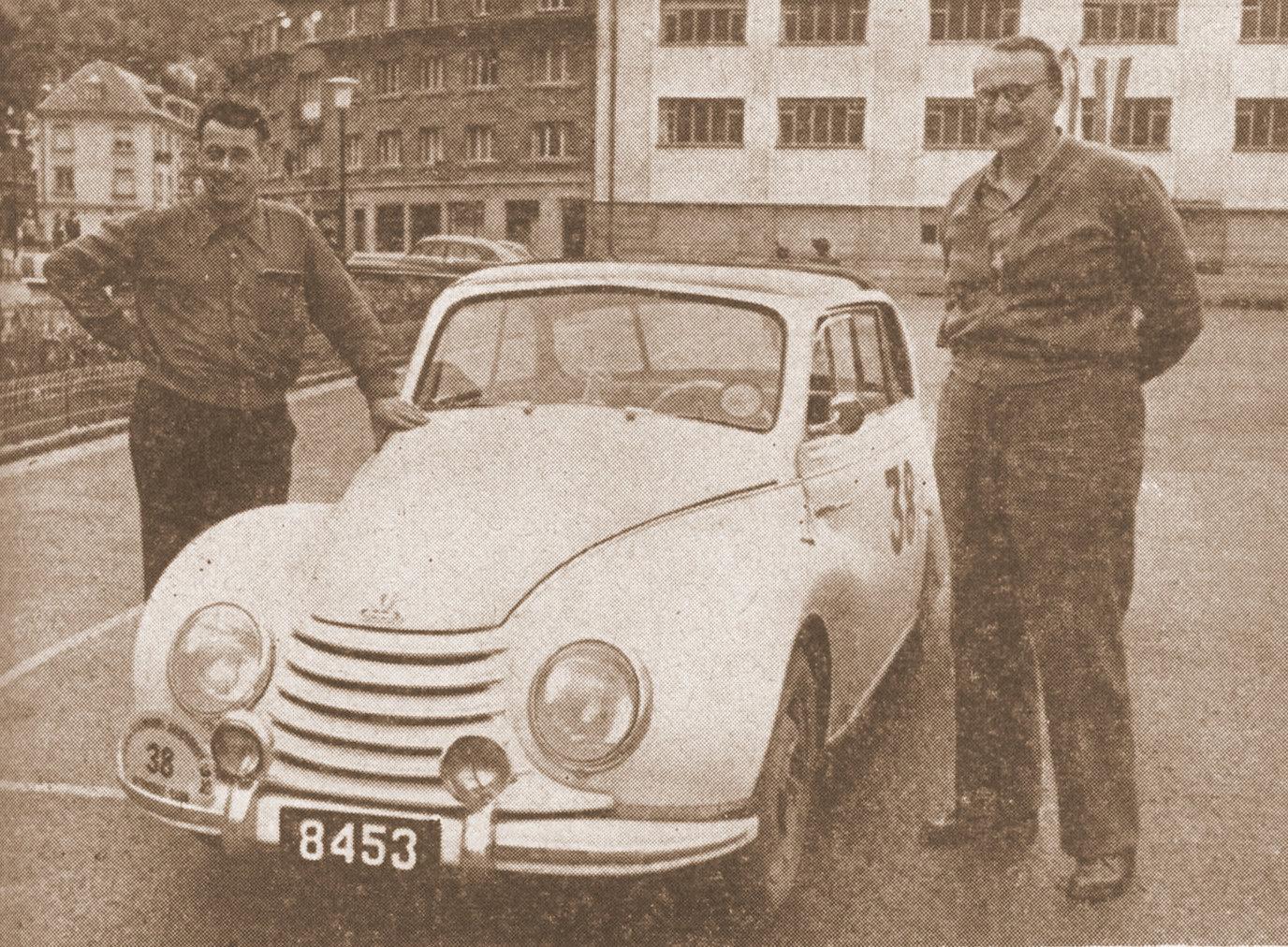 1954  Bintner -Klaes TdL