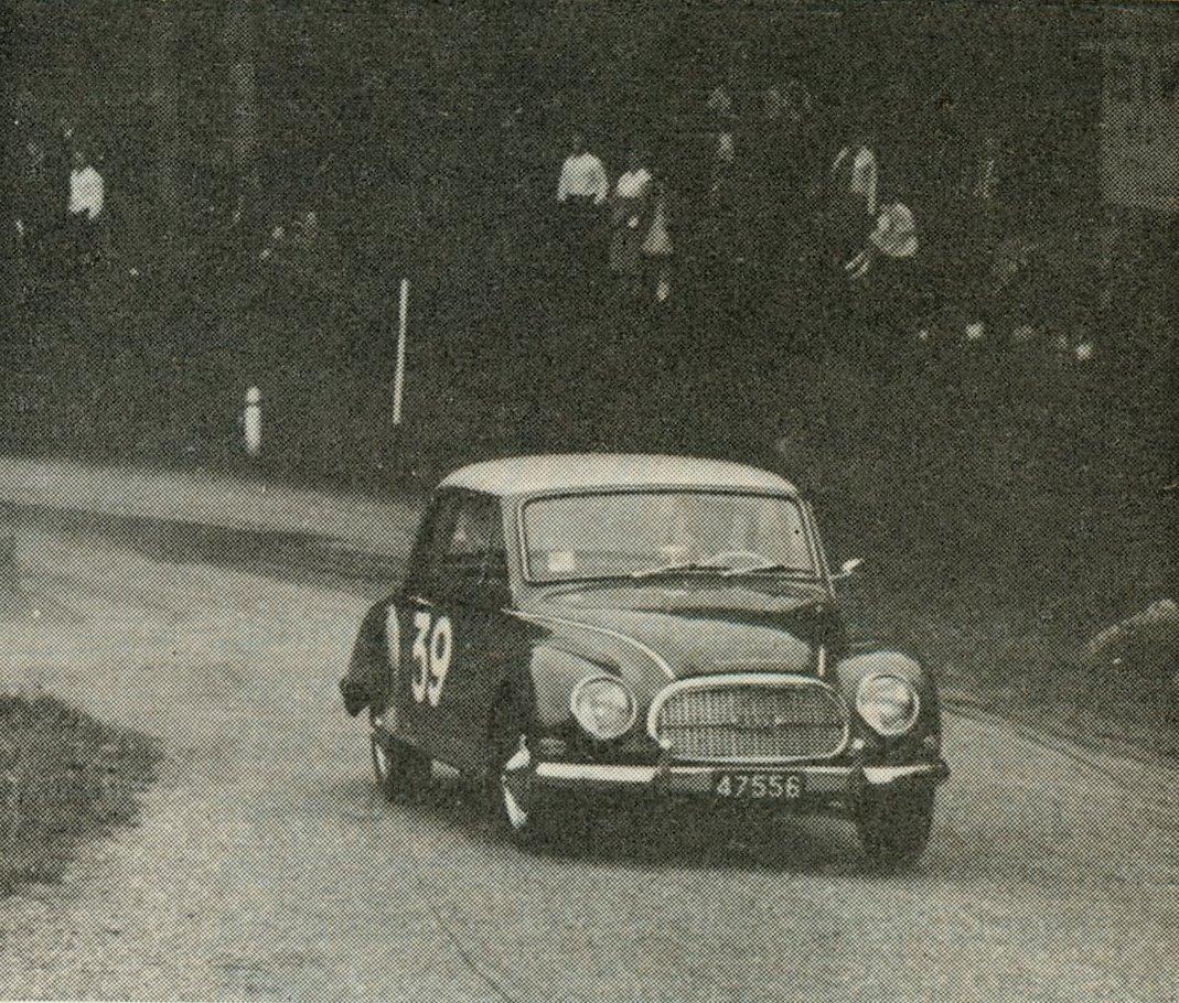 1958 CC Vianden Bintner Nic auf Auto Union