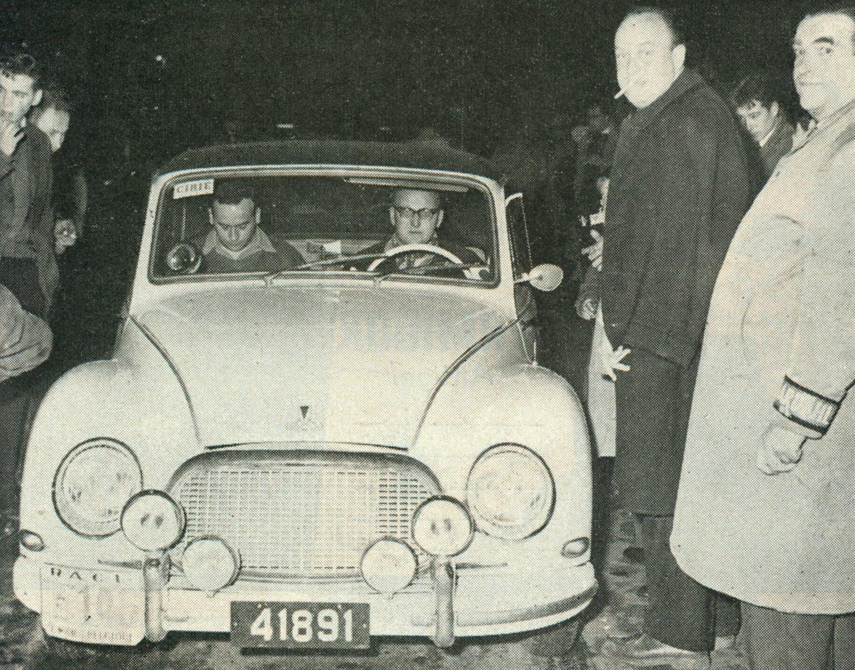 1958 Tour de Belgique Bintner-Wies