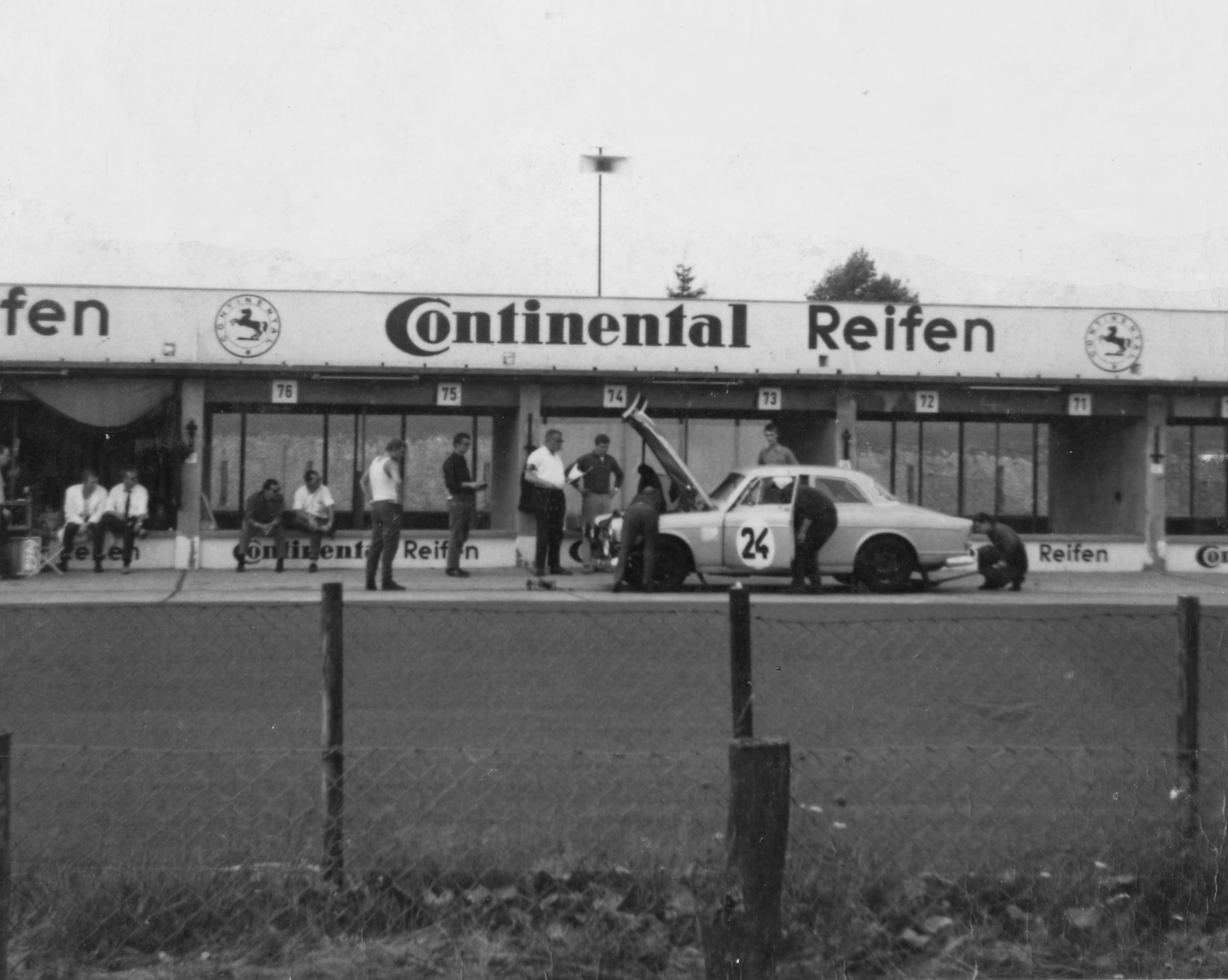1968 Nürburgring Volvo Amazone