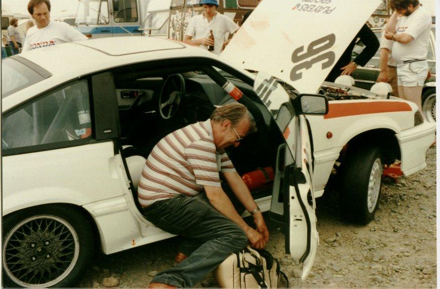 1986 24 Std  Paquet Guy