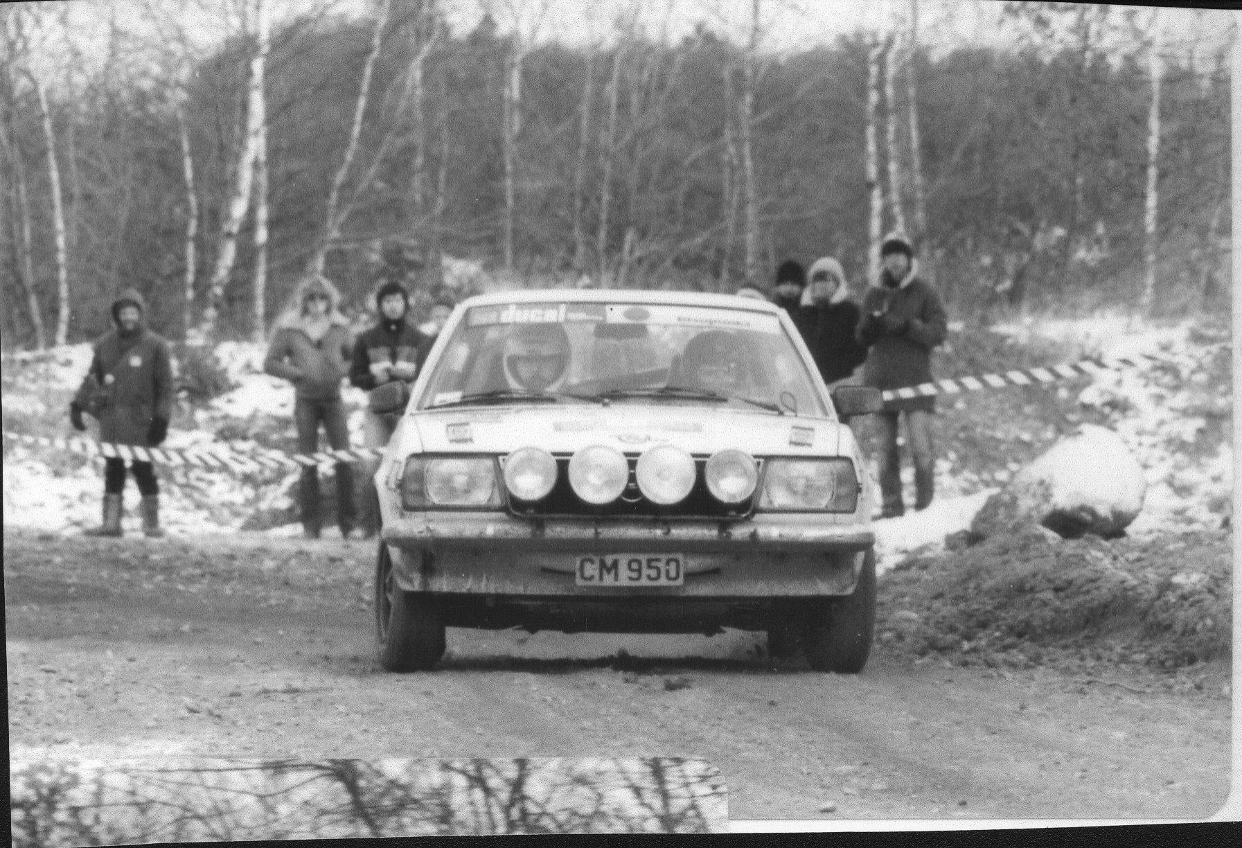 1980 Opel Ascona i 2000