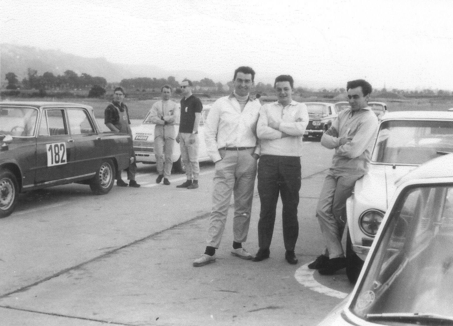 1965 Flugplatz Trier   Michels-Forotti-Kasel